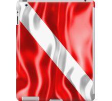 Dive Flag iPad Case/Skin