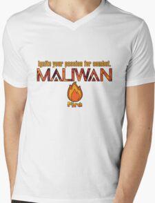 Maliwan Fire Mens V-Neck T-Shirt
