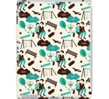 The Fault In Our Stars Pattern iPad Case/Skin