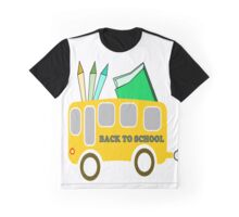 back to shool Graphic T-Shirt