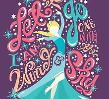 Frozen: Let it Go by Risa Rodil