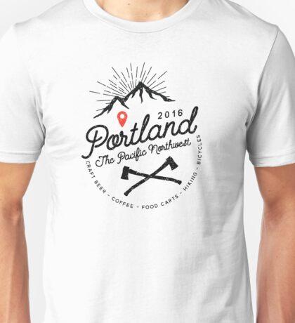 Portland PNW Unisex T-Shirt