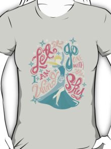 Frozen: Let it Go T-Shirt