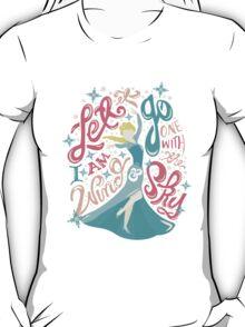 Frozen: Let it Go T-Shirt