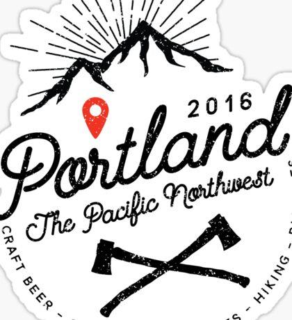 Portland PNW Sticker