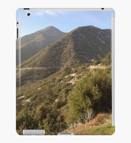 Mountain Brush iPad Case/Skin