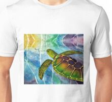 Through the Sargasso Sea Unisex T-Shirt