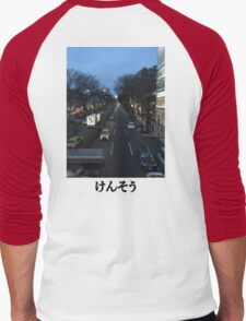 Hustle & Bustle Men's Baseball ¾ T-Shirt