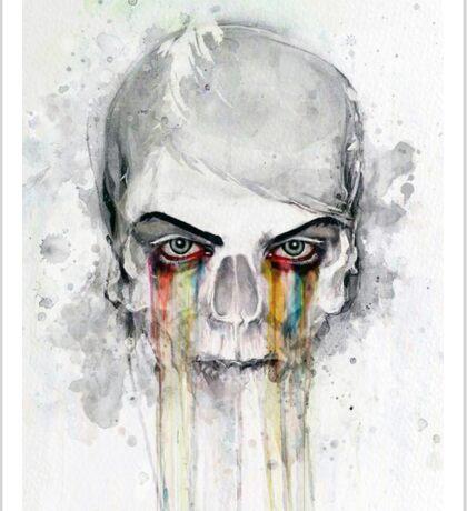 Beautiful Death Sticker