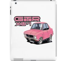 Holden LJ XU1 GTR Torana, Pinky car toon iPad Case/Skin
