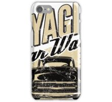 Mr Miyagis Car Wash iPhone Case/Skin
