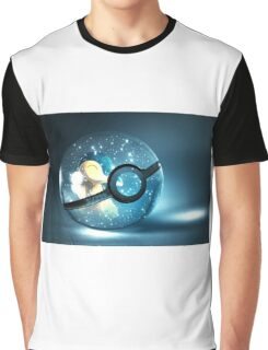 Pokemon Cyndaquil Graphic T-Shirt