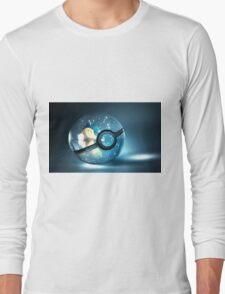 Pokemon Cyndaquil Long Sleeve T-Shirt