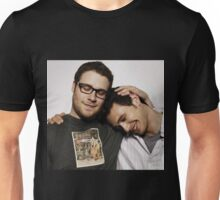 seth rogen and james franco  Unisex T-Shirt