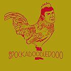 Spockadoodledoooo! by merrypranxter