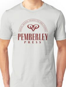 Pemberley Press Unisex T-Shirt