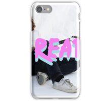 Jay Reatard Flying V iPhone Case/Skin