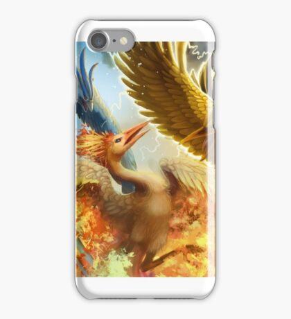 Pokemon Legendary Birds iPhone Case/Skin