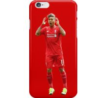 Roberto Firmino - Liverpool iPhone Case/Skin