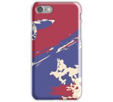 Pokemon Groundon vs Kyogre iPhone Case/Skin