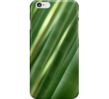 Artistic abstract of bamboo forest culms art photo print iPhone Case/Skin