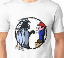 The Fist Bump Unisex T-Shirt