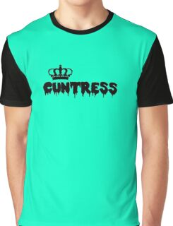 Queen Cuntress Graphic T-Shirt