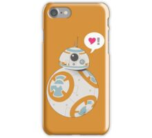 BB-8 Loves You iPhone Case/Skin