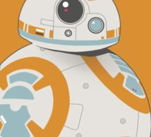 BB-8 Loves You Sticker