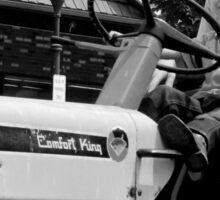 Canonsburg, PA: Drivin' Dad's Tractor Sticker