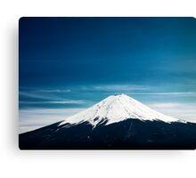 Mount Fuji Yamanashi Japan art photo print Canvas Print