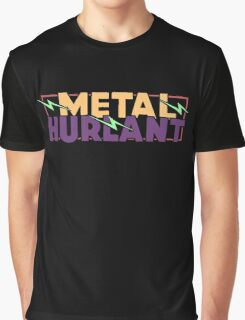 Metal Hurlant Graphic T-Shirt