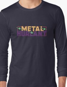 Metal Hurlant Long Sleeve T-Shirt