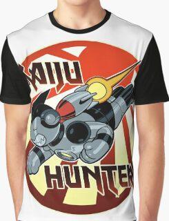 Kaiju Hunter Graphic T-Shirt