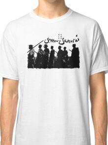 New Seven Samurai Classic T-Shirt