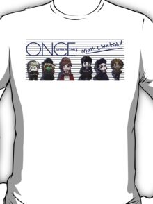 Once Upon A Time's Most Wanted T-Shirt