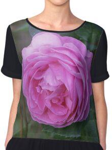 Pink rose Chiffon Top