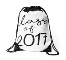 Class of 2017 Drawstring Bag