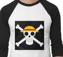 ONE PIECE STUFF Men's Baseball ¾ T-Shirt