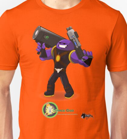 Bazuka the Bounty Hunter Unisex T-Shirt