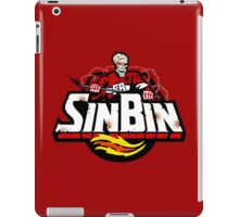 Sin Bin Skull iPad Case/Skin