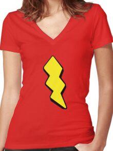 Skeeter Valentine Women's Fitted V-Neck T-Shirt