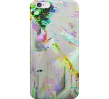 Modern Glitch iPhone Case/Skin