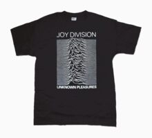 Joy Division - Unknown Pleasures Shirt Shirt by Hollywise