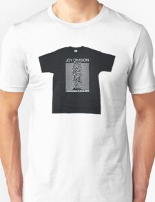 Joy Division - Unknown Pleasures Shirt Shirt Unisex T-Shirt
