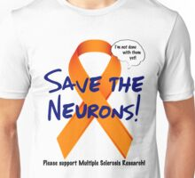 SAVE THE NEURONS Unisex T-Shirt