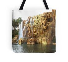 Vegas Waterfall Tote Bag