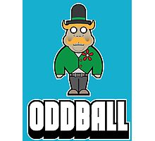 ODD BALL Photographic Print