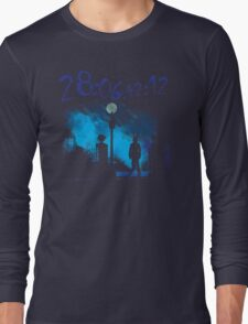 Wake Up Donnie! Long Sleeve T-Shirt