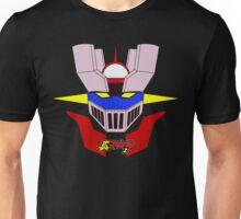 Mazinger Z Face Unisex T-Shirt